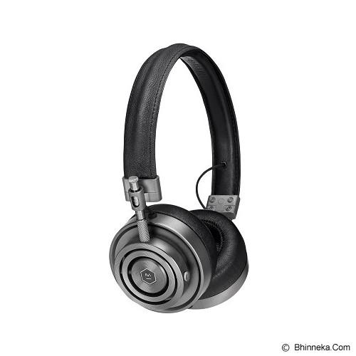 MASTER & DYNAMIC On Ear Headphone [MH 30] - Gunmetal - Headphone Full Size