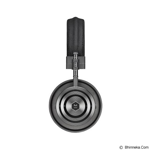 MASTER & DYNAMIC On Ear Headphone [MH 30] - Gunmetal - Headphone Full Size
