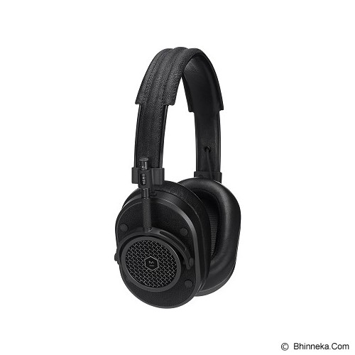 MASTER & DYNAMIC Over Ear Headphone [MH 40] - Black - Headphone Full Size