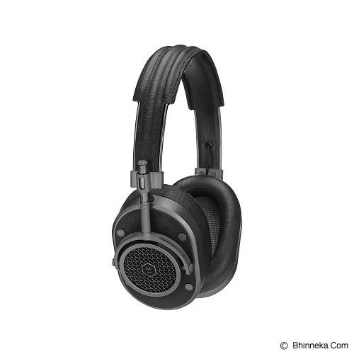 MASTER & DYNAMIC Over Ear Headphone [MH 40] - Gunmetal - Headphone Full Size