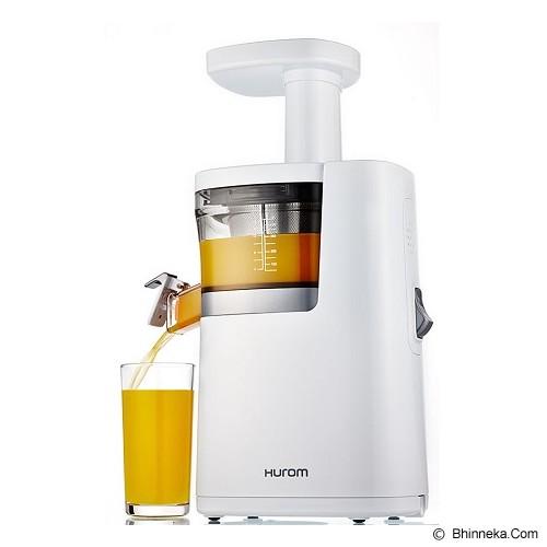 HUROM Slow Juicer [HQ0000026] - White - Juicer