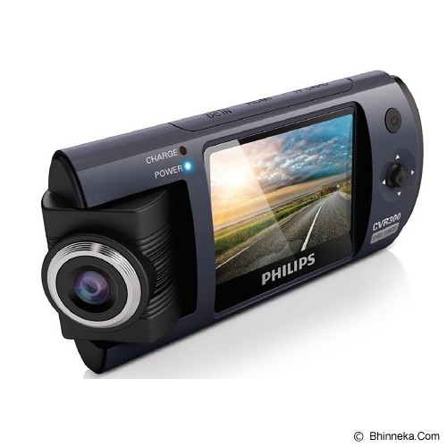 PHILIPS Car DVR [CVR300] - Kamera Mobil