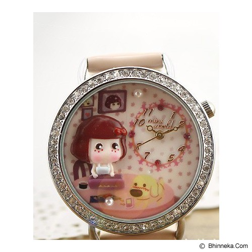 MINI KOREAN WATCH Study Girl - Jam Tangan Wanita Fashion