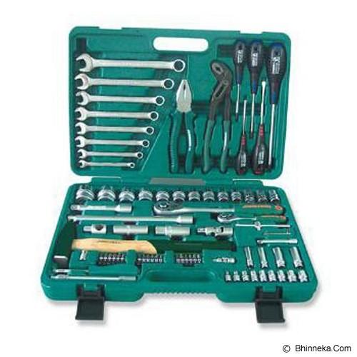 JONNESWAY Dr Tool Kit 77Pcs 1/2