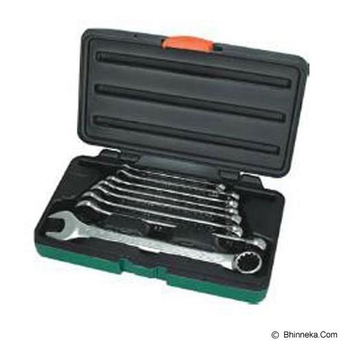 JONNESWAY Super Tech Combination Wrench Set 8Pcs [W84108S] - Kunci Kombinasi