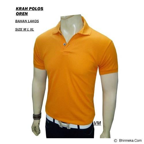 VANMARVELL Krah Polos Size M - Orange