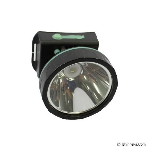 CELLKIT Lampu Kepala Yellow LED [M188] - Senter / Lantern Accessory