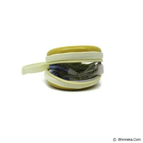 ANYLINX Earphone Bag - Yellow - Headphone Stand & Case
