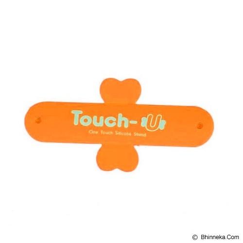ANYLINX Sillicon Stand One Touch U - Orange - Gadget Docking