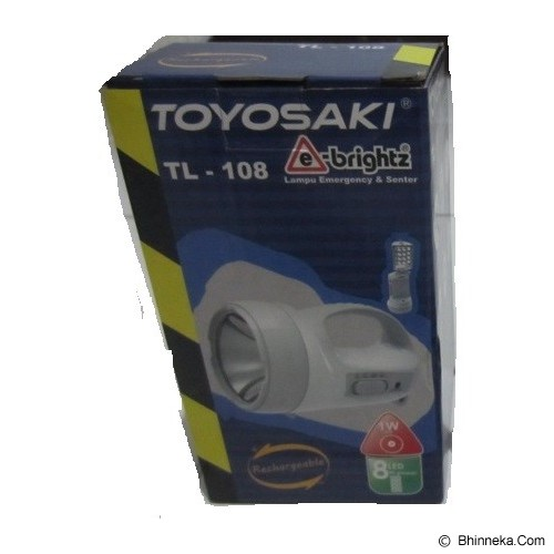 TOYOSAKI Lampu Emergency [TL-108] (Merchant) - Lampu Emergency