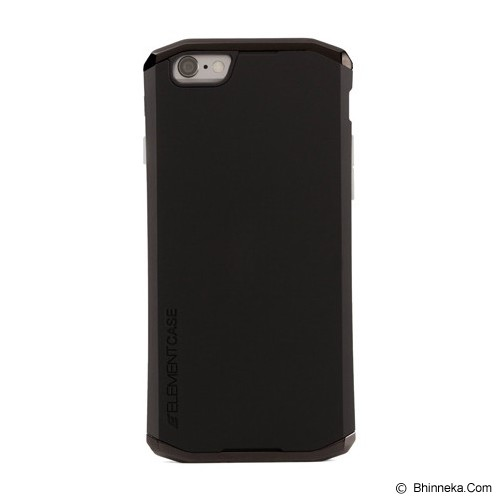 ELEMENT CASE Solace Chroma iPhone 6 - Black/GunMetal - Casing Handphone / Case