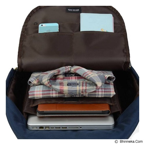 CARTINOE Laptop Backpack Preppy Style Series [6953168220016] - Multi Colour - Notebook Backpack