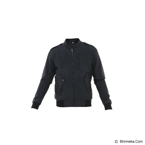 GOOG ON Jacket Korean Style Size XL [K-42] - Green - Jaket Casual Pria