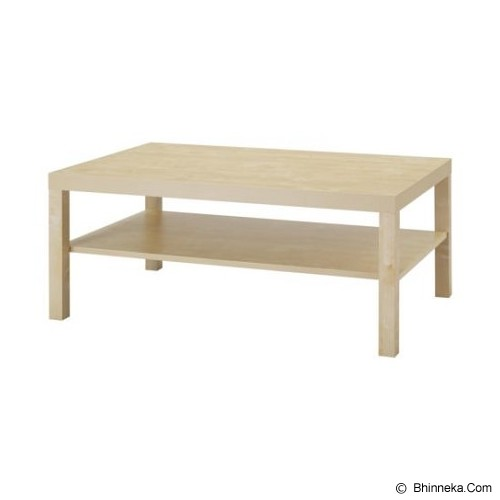 PRISSILA HOME LIVING Lack Coffee Table - Oak - Meja Restoran