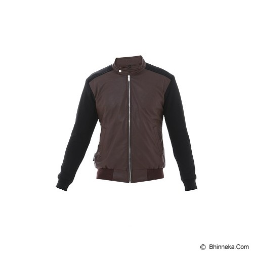 GOOG ON Jackets Korean Style Size S [K-51] - Brown - Jaket Casual Pria