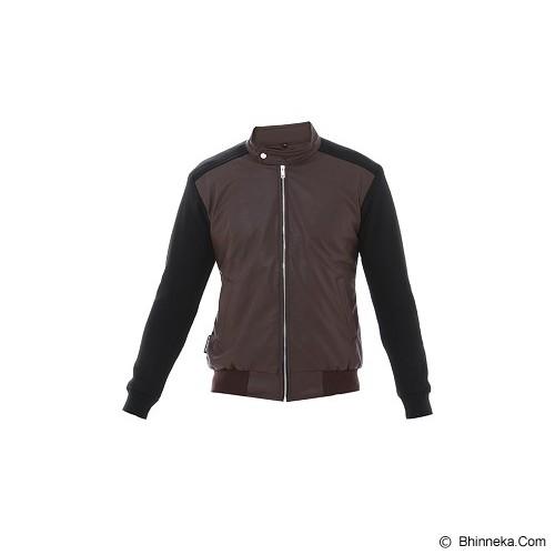 GOOG ON Jackets Korean Style Size XL [K-51] - Brown - Jaket Casual Pria