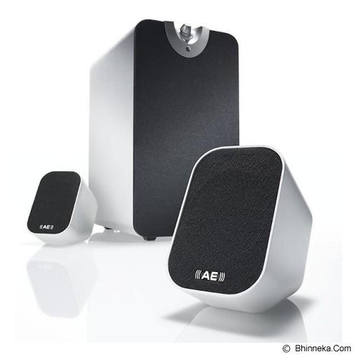 ACOUSTIC ENERGY Speaker 2.1 [AEGO] - White - Monitor Speaker System Active