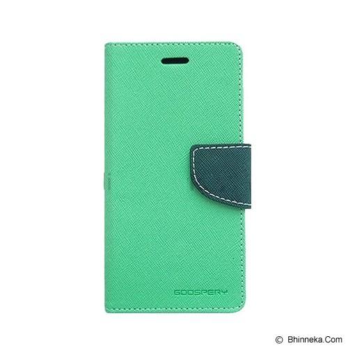 MERCURY GOOSPERY Sony Xperia ZR Case - Mint/Navy - Casing Handphone / Case