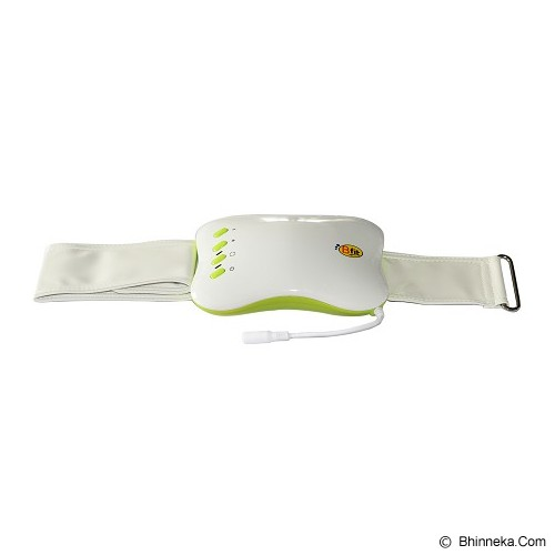 BFIT Exclusive Slimming Belt - Green - Alat Pijat Elektronik