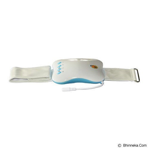 BFIT Exclusive Slimming Belt - Blue - Alat Pijat Elektronik
