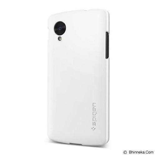 AR Cashing Nexus 5 - Spigen White - Casing Handphone / Case
