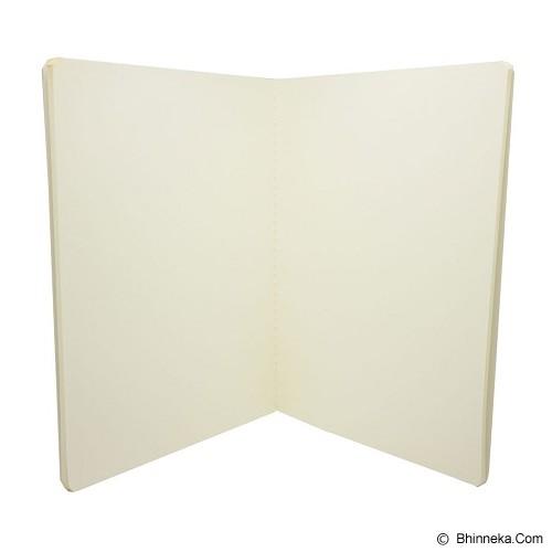 GUOPING STATIONERY Writing Book Ever Lost Contact 25cm [16B1428-SC024] - Blue (V) - Buku Tulis