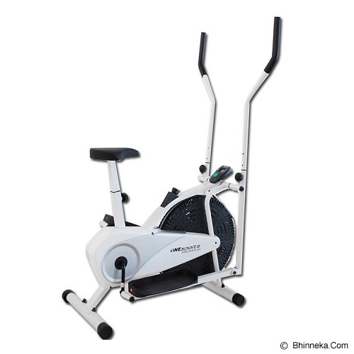 BFIT OneSports Elliptical Bike Wind Rider 300 - Home Gym