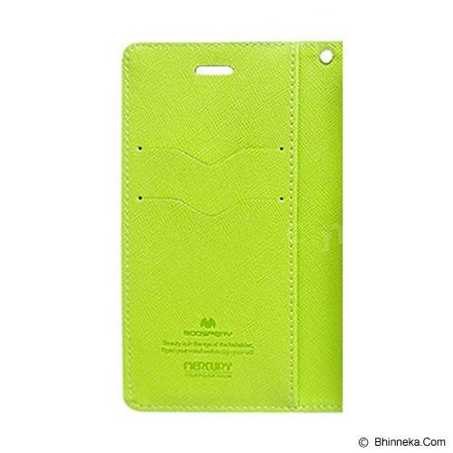 MERCURY GOOSPERY Sony Xperia C3 Case - Navy/Lime - Casing Handphone / Case