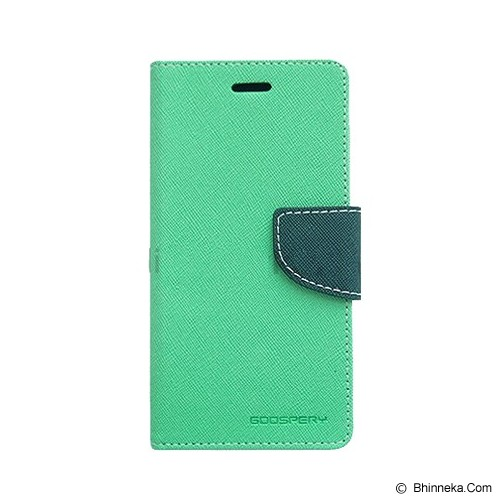 MERCURY GOOSPERY Sony Xperia Z3 Mini Case - Mint/Navy - Casing Handphone / Case