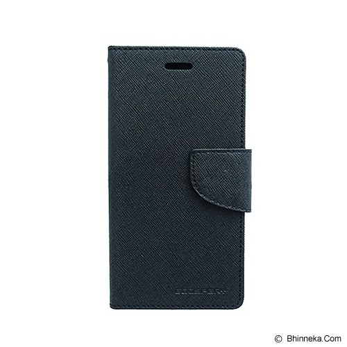 MERCURY GOOSPERY Oppo Find 5 Mini Case - Black/Black - Casing Handphone / Case