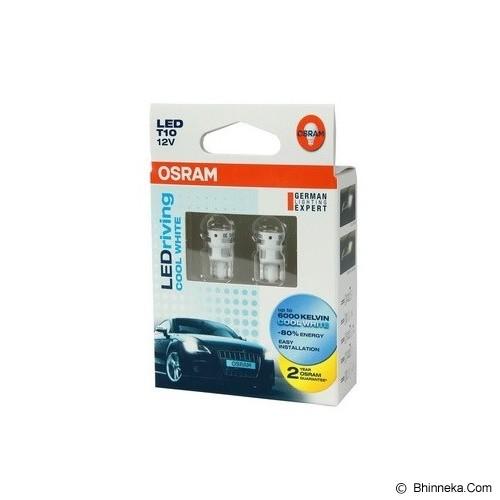 OSRAM LED T10 Driving Cool White - Lampu Mobil