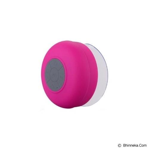 LACARLA Speaker Bluetooth Waterproof [S06] - Pink - Speaker Bluetooth & Wireless