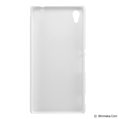 NILLKIN Frosted Shield For Sony Xperia M4 Aqua - White - Casing Handphone / Case