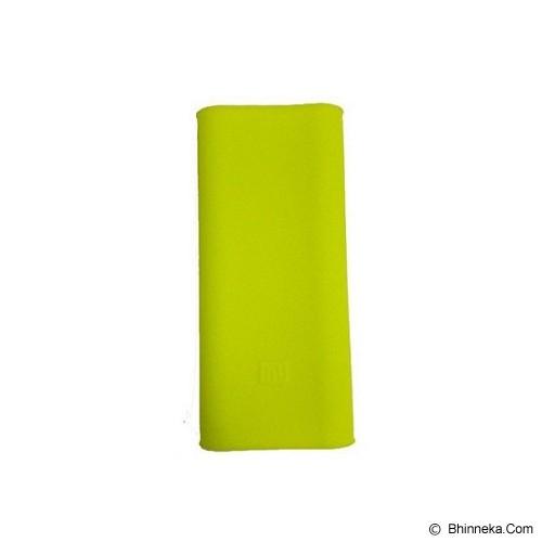 XIAOMI Silicone Powerbank 16000mAh - Green (Merchant) - Casing Powerbank / Case