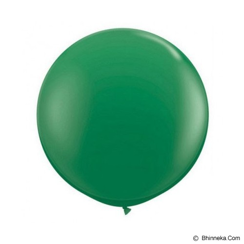 DEITY HOUSE 3 Feet Balloon [10000U01] - Kelly Green - Balon