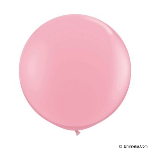 DEITY HOUSE 3 Feet Balloon [10000U07] - Pink - Balon