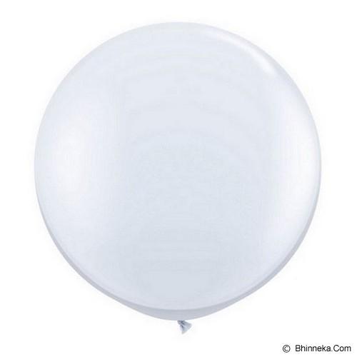 DEITY HOUSE 3 Feet Balloon [10000U09] - White - Balon