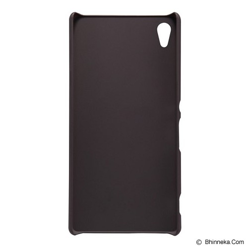 NILLKIN Frosted Shield For Sony Xperia Z4/Z3 Plus - Brown - Casing Handphone / Case