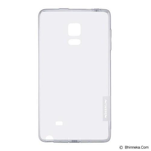 NILLKIN Nature TPU Soft Case 0.6 MM Samsung Galaxy Note Edge - Grey - Casing Handphone / Case