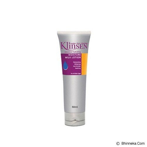 KLINSEN Intensive Hydrating Moisture Milk 50ml - Body Lotion / Butter