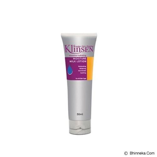 KLINSEN Intensive Hydrating Moisture Milk 50ml - Body Lotion / Butter