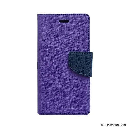 MERCURY GOOSPERY Asus Zenfone 5 Case - Purple/Navy - Casing Handphone / Case