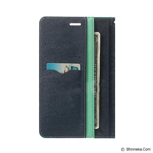 MERCURY GOOSPERY Apple iPad Mini Case - Mint Navy - Casing Tablet / Case