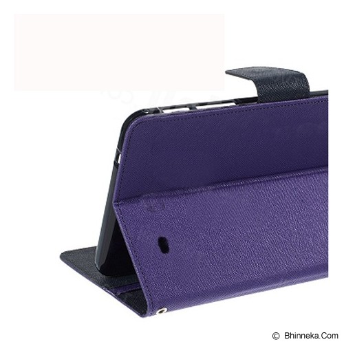 MERCURY GOOSPERY Apple iPad Mini 2 Case - Purple Navy - Casing Tablet / Case