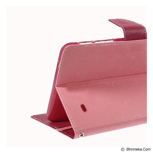 MERCURY GOOSPERY Samsung Galaxy Tab 2 Case - Pink/Hot Pink - Casing Tablet / Case