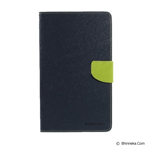 MERCURY GOOSPERY Samsung Galaxy Tab 3 7.0 Case - Navy/Lime - Casing Tablet / Case