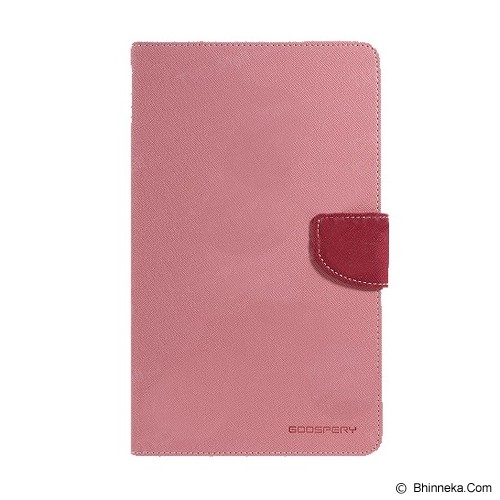 MERCURY GOOSPERY Samsung Galaxy Tab 4 7.0 Case - Pink/Hot Pink - Casing Tablet / Case