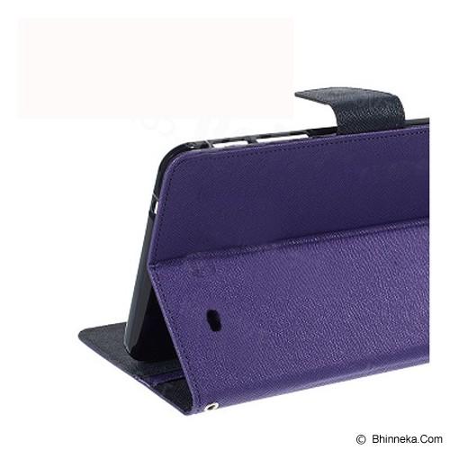 MERCURY GOOSPERY Samsung Galaxy Tab 4 8.0 Case - Purple/Navy - Casing Tablet / Case