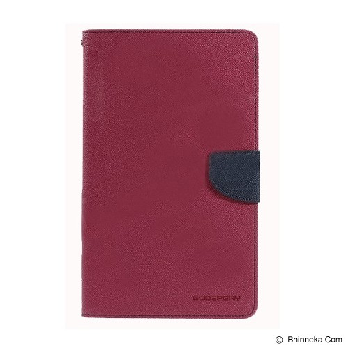 MERCURY GOOSPERY Samsung Galaxy Tab S 8.4 Case - Hot Pink/Navy - Casing Tablet / Case