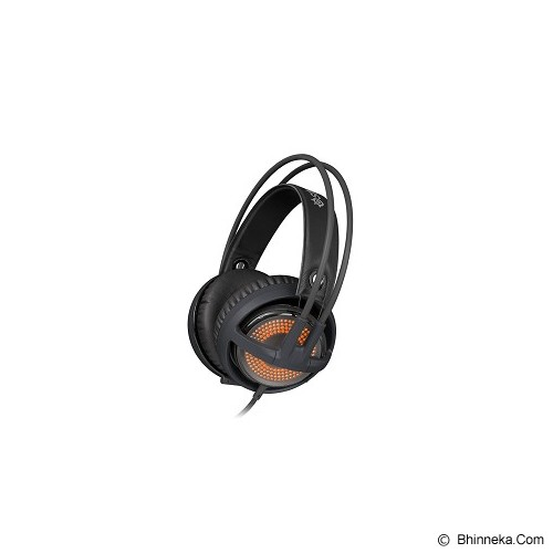 STEELSERIES Siberia Full-Size Headset V3 Prism - Grey (Merchant) - Gaming Headset